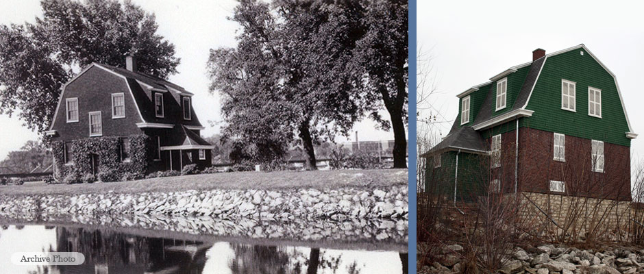 Historic Structures Report -1 (De Pere Lockkeeper's House)